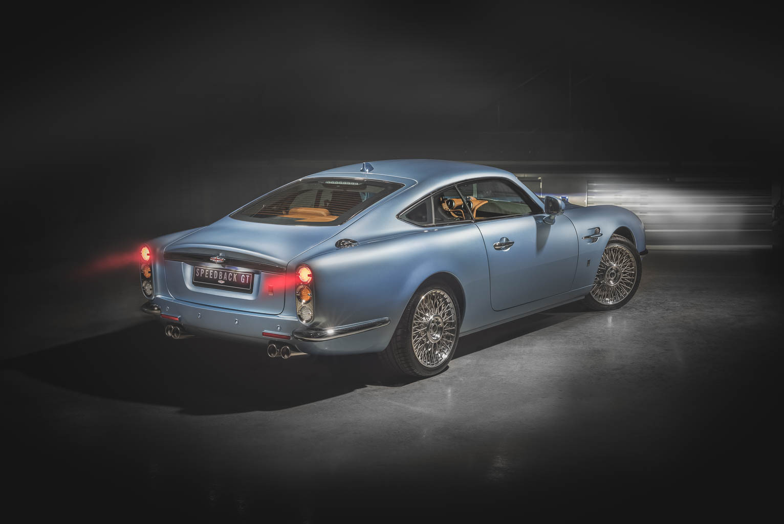 automotive photographer - David Brown Speedback GT